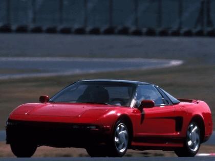 1989 Acura NSX prototype 5