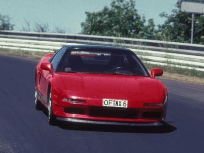 1989 Acura NSX prototype 8