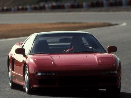 1989 Acura NSX prototype 9