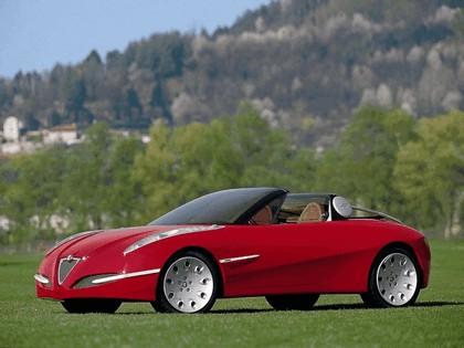 2001 Alfa Romeo Vola concept by Fioravanti 1