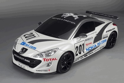 2011 Peugeot RCZ 2.0 HDi FAP ( 24h Nurburgring ) 1