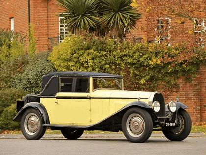 1930 Bugatti Type 46 cabriolet by Figoni 1