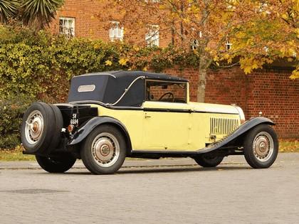 1930 Bugatti Type 46 cabriolet by Figoni 2