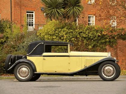 1930 Bugatti Type 46 cabriolet by Figoni 3