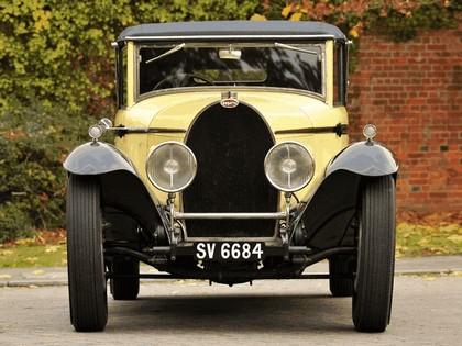 1930 Bugatti Type 46 cabriolet by Figoni 4