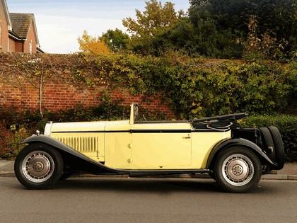 1930 Bugatti Type 46 cabriolet by Figoni 5