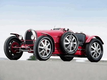 1933 Bugatti Type 51 Grand Prix Lord Raglan 1