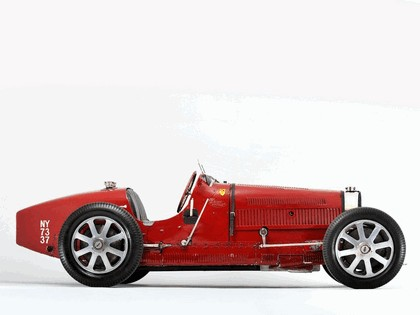 1933 Bugatti Type 51 Grand Prix Lord Raglan 4