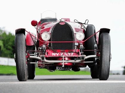 1933 Bugatti Type 51 Grand Prix Lord Raglan 5