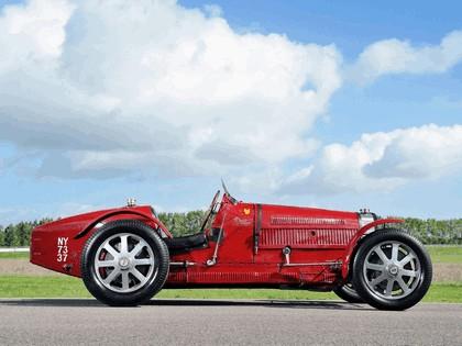 1933 Bugatti Type 51 Grand Prix Lord Raglan 7