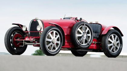 1933 Bugatti Type 51 Grand Prix Lord Raglan 7