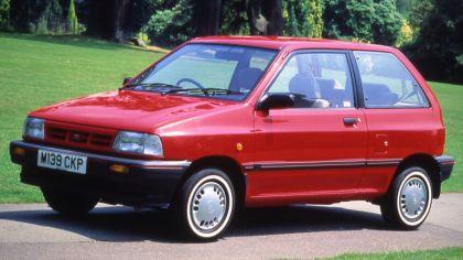 1987 Kia Pride 3-door 5
