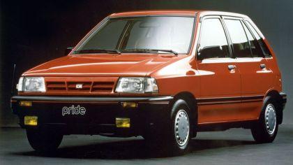 1987 Kia Pride 5-door 2