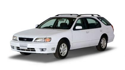 1997 Nissan Cefiro ( WA32 ) wagon 6