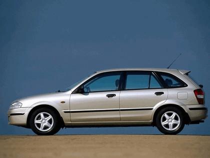 1998 Mazda 323 ( BJ ) F 2