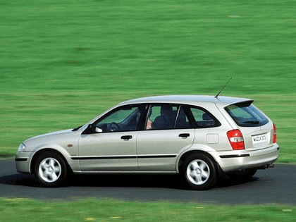 1998 Mazda 323 ( BJ ) F 6