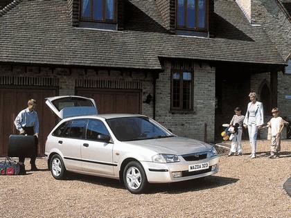 1998 Mazda 323 ( BJ ) F 7