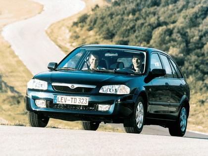 1998 Mazda 323 ( BJ ) F 9