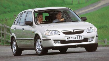 1998 Mazda 323 ( BJ ) F 3
