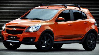 2010 Chevrolet Agile Crossport concept 2