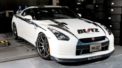 2010 Nissan GT-R ( R35 ) Drift Spec by Blitz 5