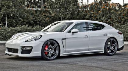 2010 Vorsteiner V-PT ( based on Porsche Panamera Turbo ) 9