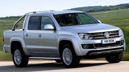 2010 Volkswagen Amarok Double Cab Highline - UK version 6