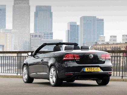 2010 Volkswagen Eos 2.0 TDi BlueMotion - UK version 2