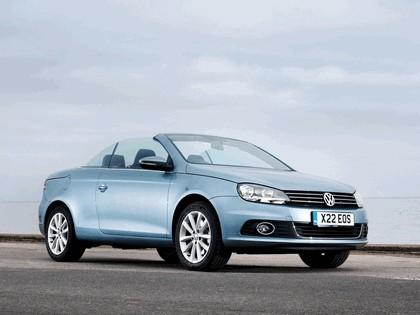 2010 Volkswagen Eos 2.0 TDi BlueMotion - UK version 7