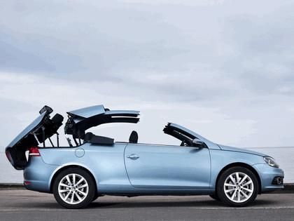 2010 Volkswagen Eos 2.0 TDi BlueMotion - UK version 9