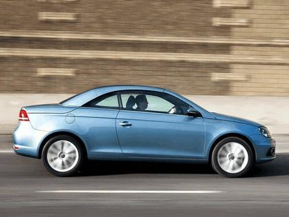 2010 Volkswagen Eos 2.0 TDi BlueMotion - UK version 11