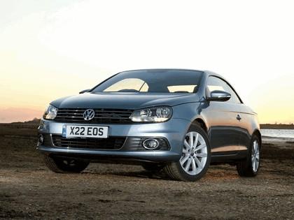 2010 Volkswagen Eos 2.0 TDi BlueMotion - UK version 14