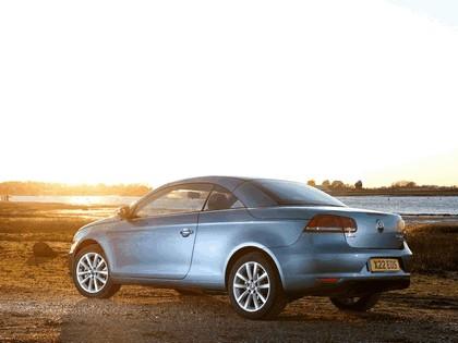 2010 Volkswagen Eos 2.0 TDi BlueMotion - UK version 19