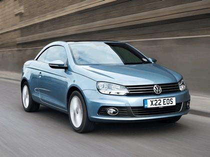 2010 Volkswagen Eos 2.0 TDi BlueMotion - UK version 20