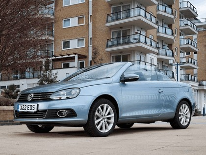 2010 Volkswagen Eos 2.0 TDi BlueMotion - UK version 21