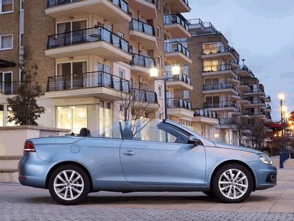 2010 Volkswagen Eos 2.0 TDi BlueMotion - UK version 22