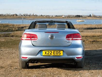 2010 Volkswagen Eos 2.0 TDi BlueMotion - UK version 24