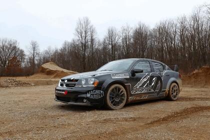 2011 Dodge Avenger Mopar rally car 1