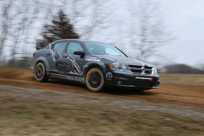 2011 Dodge Avenger Mopar rally car 2