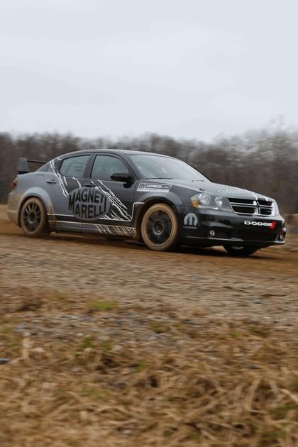 2011 Dodge Avenger Mopar rally car 3
