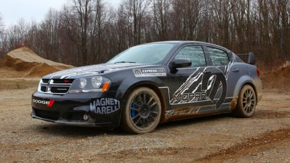 2011 Dodge Avenger Mopar rally car 5