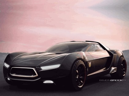 2011 Ford Mad Max Interceptor concept 2