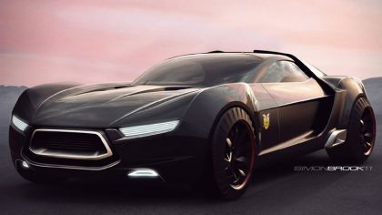 2011 Ford Mad Max Interceptor concept 7