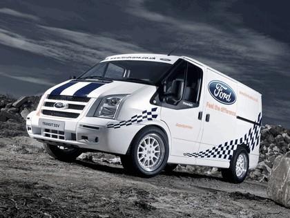 2011 Ford Transit Super Sport Van SSV 1