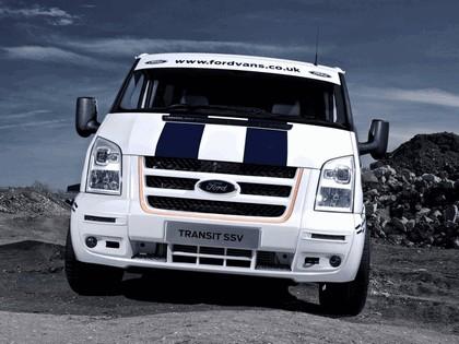 2011 Ford Transit Super Sport Van SSV 2
