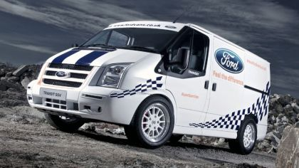 2011 Ford Transit Super Sport Van SSV 5
