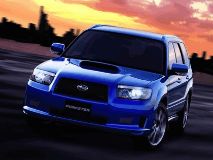 2005 Subaru Forester STi Japanese Version 1