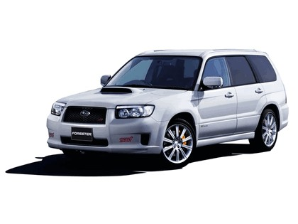 2005 Subaru Forester STi Japanese Version 6