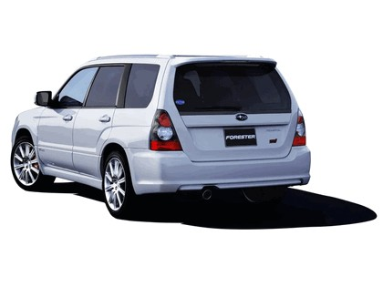 2005 Subaru Forester STi Japanese Version 7