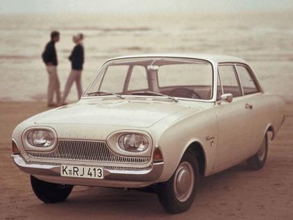 1960 Ford Taunus 17M ( P3 ) 1